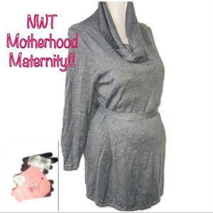 •HOST PICK• MOTHERHOOD MAT.| NWT |Cowl Neck Dress•